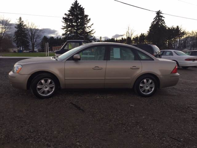 2006 Ford Five Hundred for sale at Simon Automotive in East Palestine OH
