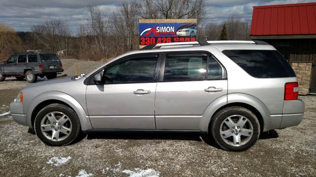2006 Ford Freestyle for sale at Simon Automotive in East Palestine OH