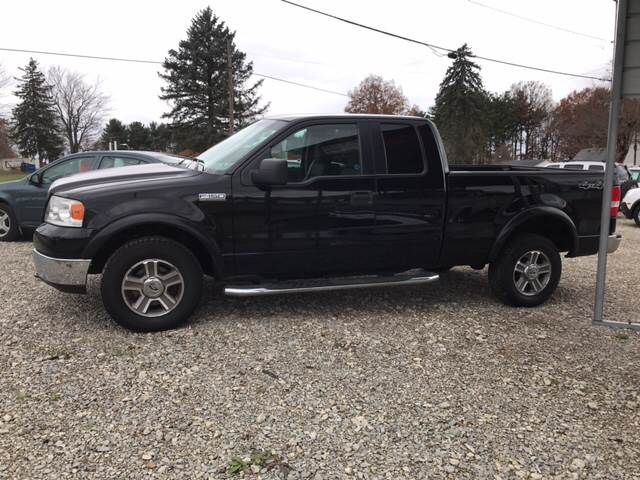 2005 Ford F-150 for sale at Simon Automotive in East Palestine OH