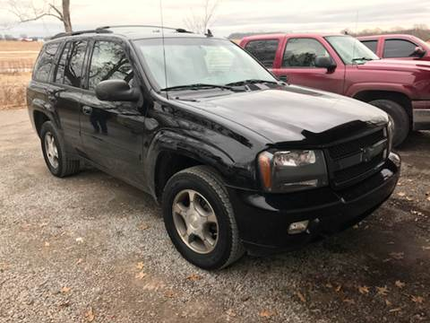 2008 Chevrolet TrailBlazer for sale at Simon Automotive in East Palestine OH