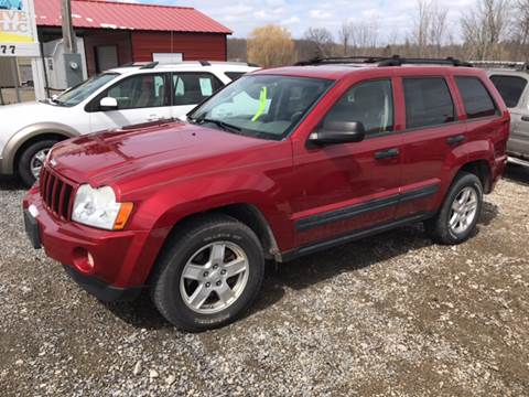 2005 Jeep Grand Cherokee for sale at Simon Automotive in East Palestine OH