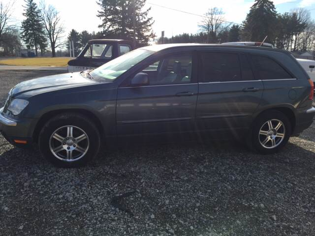 2007 Chrysler Pacifica for sale at Simon Automotive in East Palestine OH