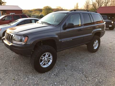 2003 Jeep Grand Cherokee for sale at Simon Automotive in East Palestine OH