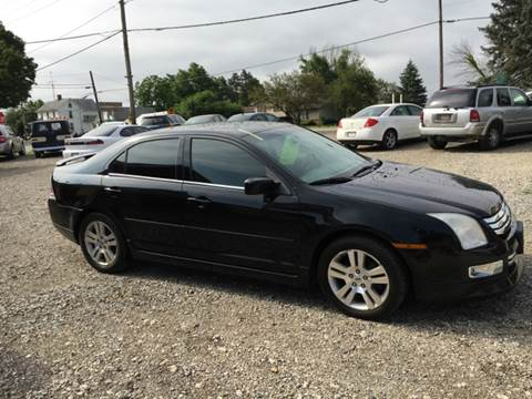 2007 Ford Fusion for sale at Simon Automotive in East Palestine OH