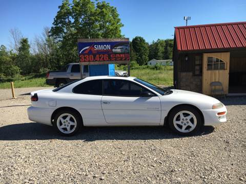 1999 Dodge Avenger for sale at Simon Automotive in East Palestine OH