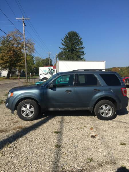 2011 Ford Escape for sale at Simon Automotive in East Palestine OH