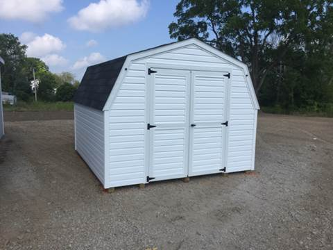 2018 Shed 10x10 for sale at Simon Automotive in East Palestine OH