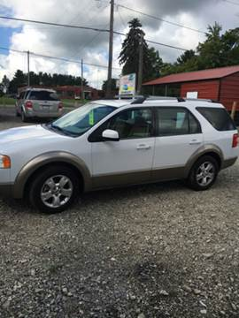 2005 Ford Freestyle for sale at Simon Automotive in East Palestine OH