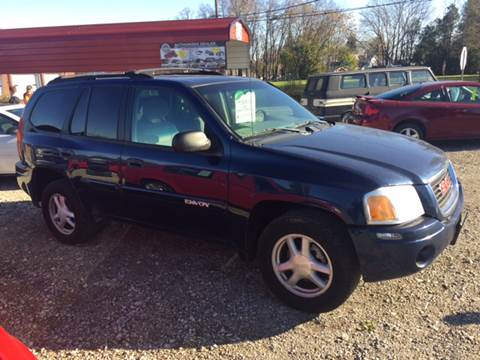 2004 GMC Envoy for sale at Simon Automotive in East Palestine OH