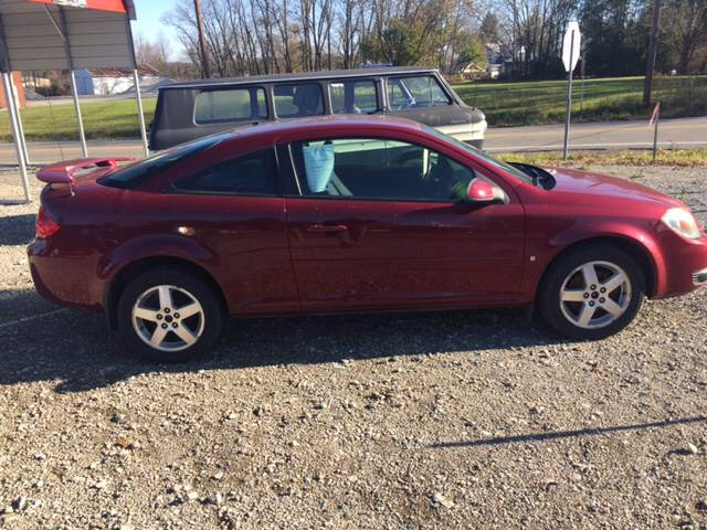 2008 Pontiac G5 for sale at Simon Automotive in East Palestine OH