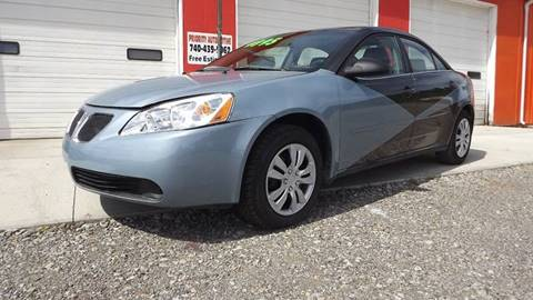 2006 Pontiac G6 for sale in Cambridge, OH
