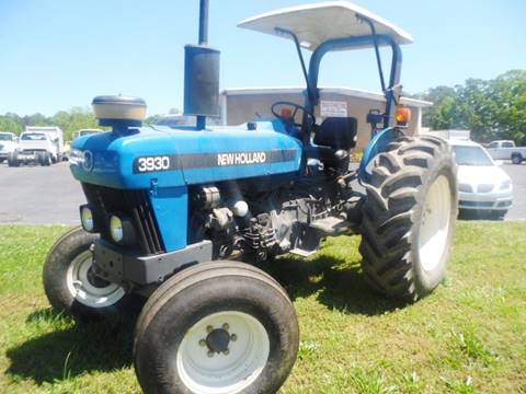 2000 New Holland 3930 for sale at Vehicle Network, LLC - The Truck Connection in Albemarle NC