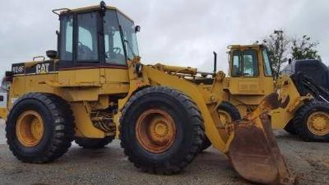 1994 Caterpillar 924F for sale at Vehicle Network, LLC - Down Home Truck and Equipment in Warsaw VA