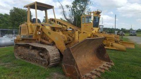 Caterpillar 953 for sale at Vehicle Network, LLC - Down Home Truck and Equipment in Warsaw VA