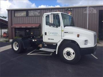 2003 Freightliner FL80 for sale at Vehicle Network, LLC - Phelps Truck Sales in Wilmington NC
