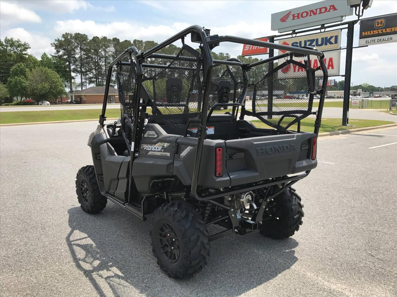 2017 Honda Pioneer 700-4 Deluxe for sale at Vehicle Network, LLC - Ron Ayers Motorsports in Greenville NC