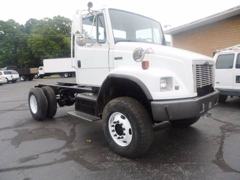 2000 Freightliner FL80 for sale at Vehicle Network, LLC - The Truck Connection in Albemarle NC
