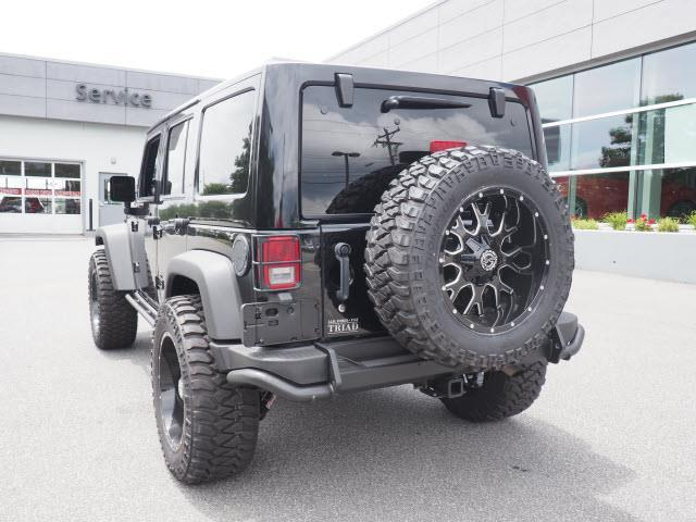 2013 Jeep Wrangler Unlimited for sale at Vehicle Network, LLC - Alfa Romeo Fiat of the Triad in Greensboro NC
