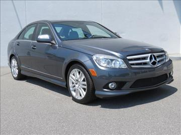 2008 Mercedes-Benz C-Class for sale at Vehicle Network, LLC - Alfa Romeo Fiat of the Triad in Greensboro NC