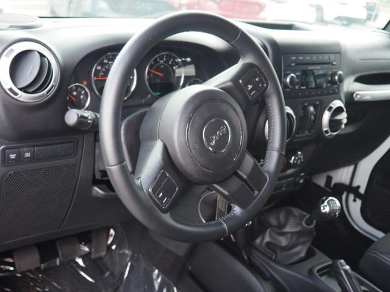 2015 Jeep Wrangler Unlimited for sale at Vehicle Network, LLC - Alfa Romeo Fiat of the Triad in Greensboro NC