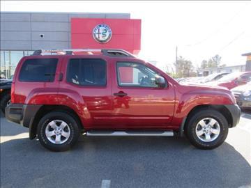 2010 Nissan Xterra for sale at Vehicle Network, LLC - Alfa Romeo Fiat of the Triad in Greensboro NC