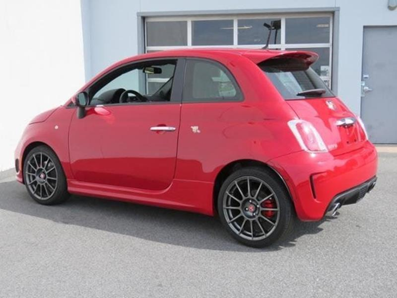 2015 FIAT 500 for sale at Vehicle Network, LLC - Alfa Romeo Fiat of the Triad in Greensboro NC