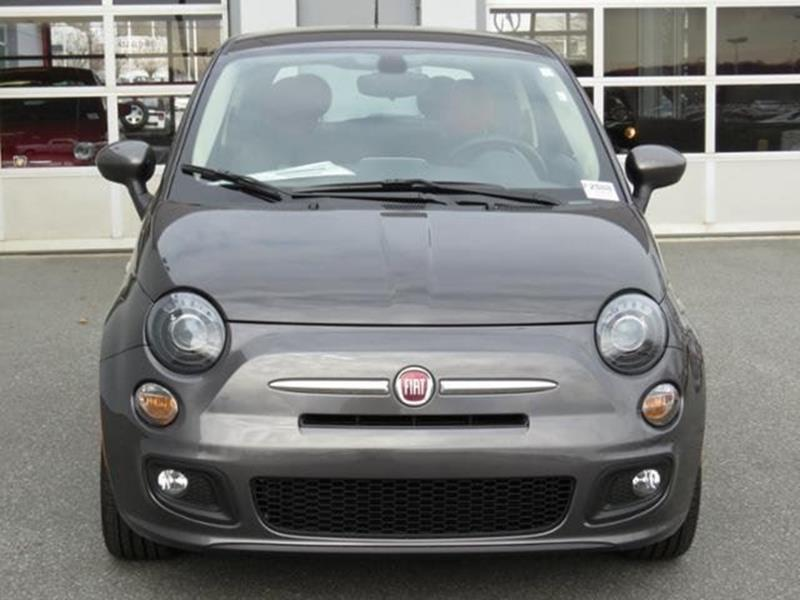 2017 FIAT 500 for sale at Vehicle Network, LLC - Alfa Romeo Fiat of the Triad in Greensboro NC