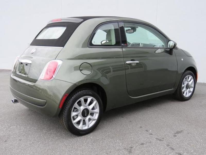 2017 FIAT 500c for sale at Vehicle Network, LLC - Alfa Romeo Fiat of the Triad in Greensboro NC