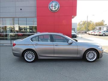 2013 BMW 5 Series for sale at Vehicle Network, LLC - Alfa Romeo Fiat of the Triad in Greensboro NC
