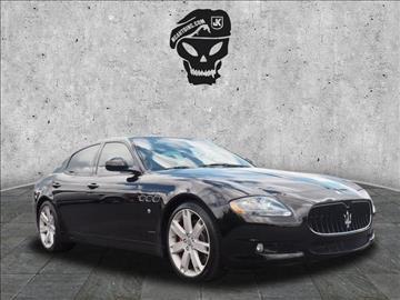 2010 Maserati Quattroporte for sale at Vehicle Network, LLC - Alfa Romeo Fiat of the Triad in Greensboro NC