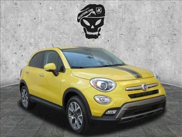 2016 FIAT 500X for sale at Vehicle Network, LLC - Alfa Romeo Fiat of the Triad in Greensboro NC