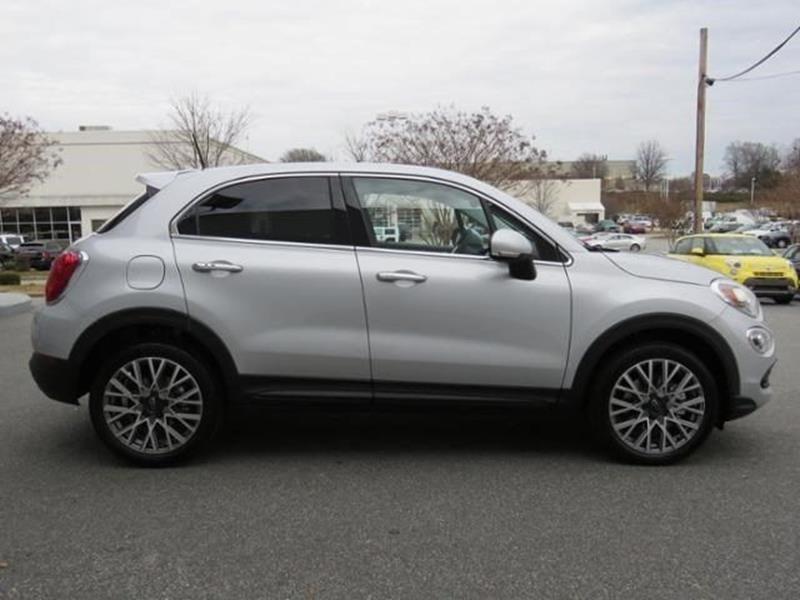 2017 FIAT 500X for sale at Vehicle Network, LLC - Alfa Romeo Fiat of the Triad in Greensboro NC