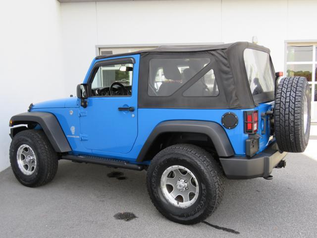 2011 Jeep Wrangler for sale at Vehicle Network, LLC - Alfa Romeo Fiat of the Triad in Greensboro NC