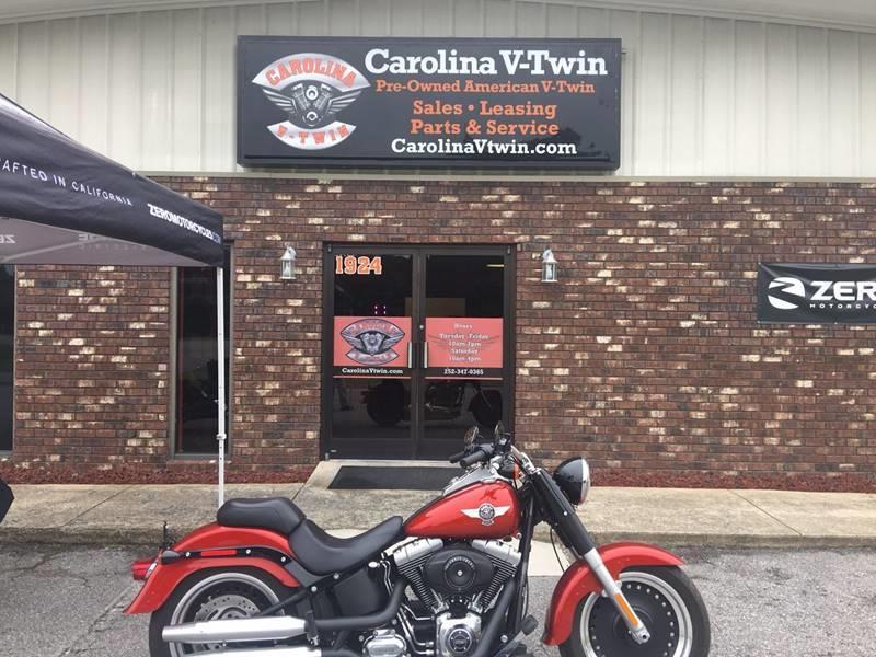 RPMWired.com car search / 2013 Harley Davidson FLSTFB
