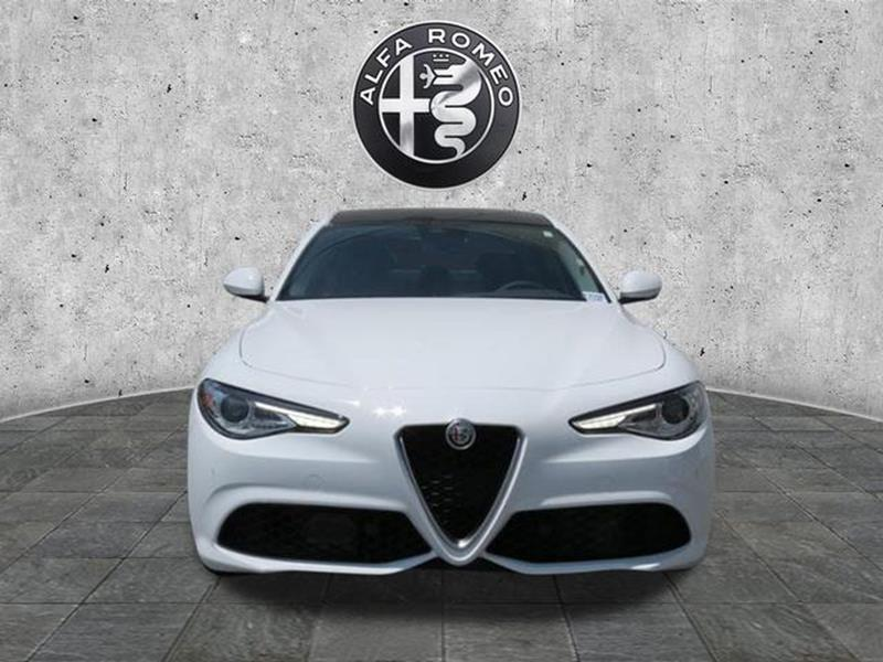 2017 Alfa Romeo Giulia for sale at Vehicle Network, LLC - Alfa Romeo Fiat of the Triad in Greensboro NC