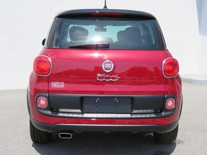 2017 FIAT 500L for sale at Vehicle Network, LLC - Alfa Romeo Fiat of the Triad in Greensboro NC
