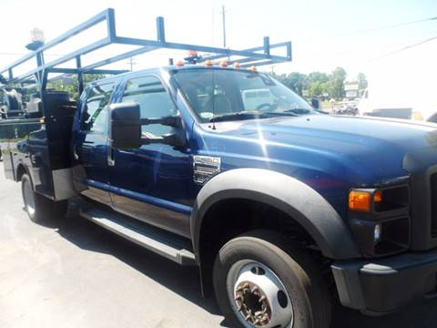 2008 Ford F-450 Super Duty for sale at Vehicle Network, LLC - The Truck Connection in Albemarle NC