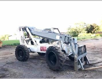 1998 Terex SS 838 for sale at Vehicle Network, LLC - Ironworks Trading Corporation in Norfolk VA