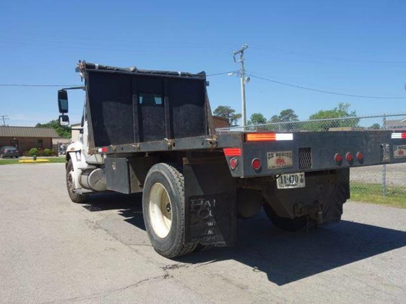 2002 International 4300 for sale at Vehicle Network, LLC - Ironworks Trading Corporation in Norfolk VA