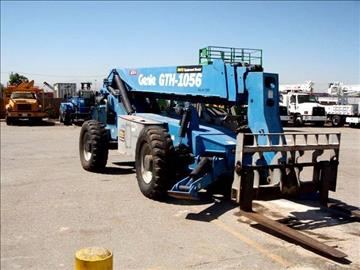 2007 Genie GTH 1056 for sale at Vehicle Network, LLC - Ironworks Trading Corporation in Norfolk VA