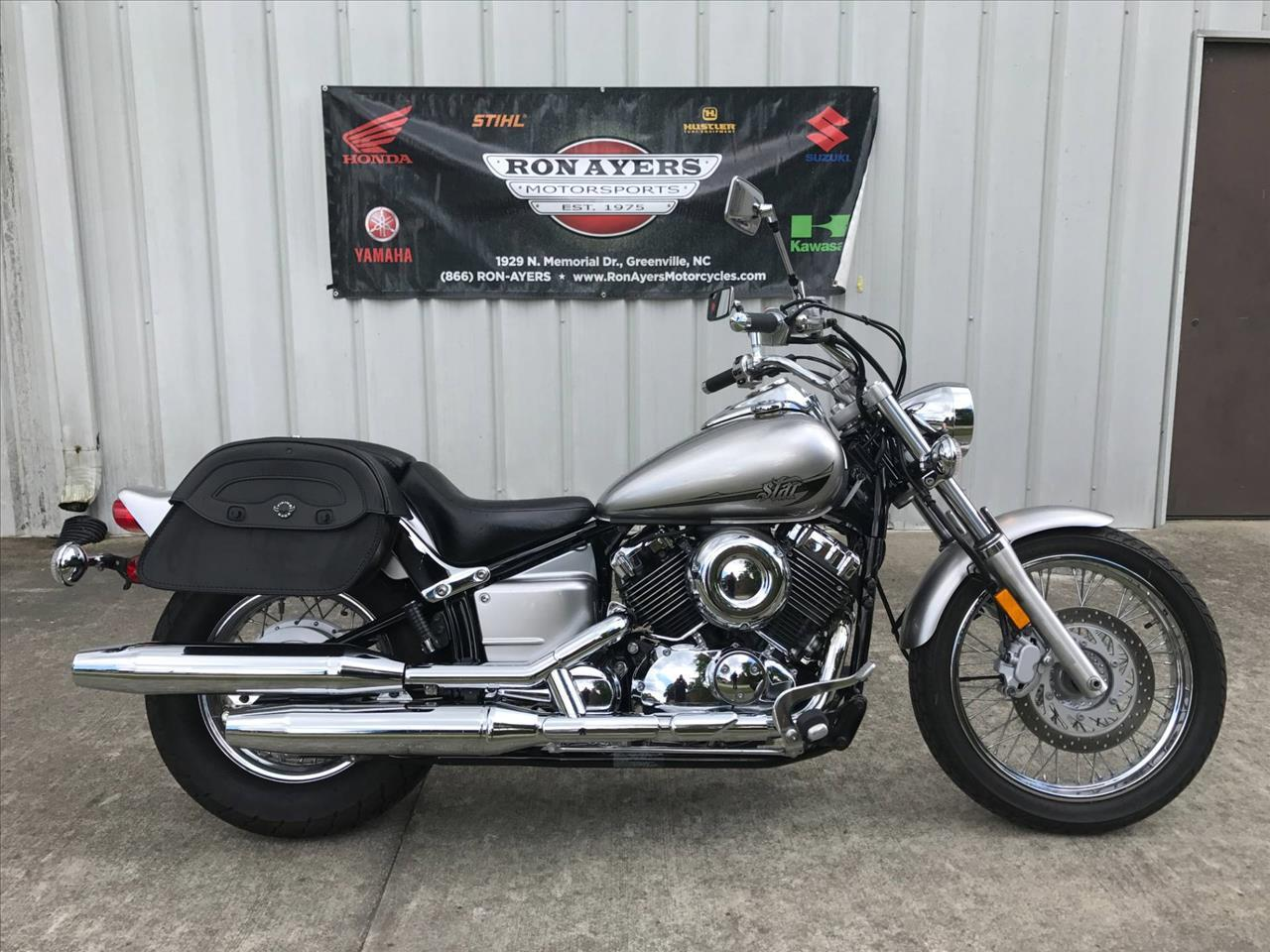 2014 Yamaha V Star 650 Custom for sale at Vehicle Network, LLC - Ron Ayers Motorsports in Greenville NC