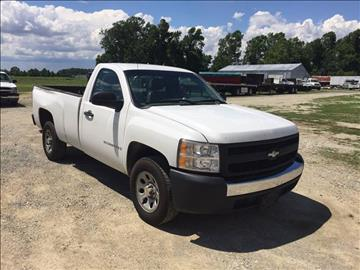 2008 Chevrolet Silverado 1500 for sale at Vehicle Network, LLC - Fat Daddy's Truck Sales in Goldsboro NC