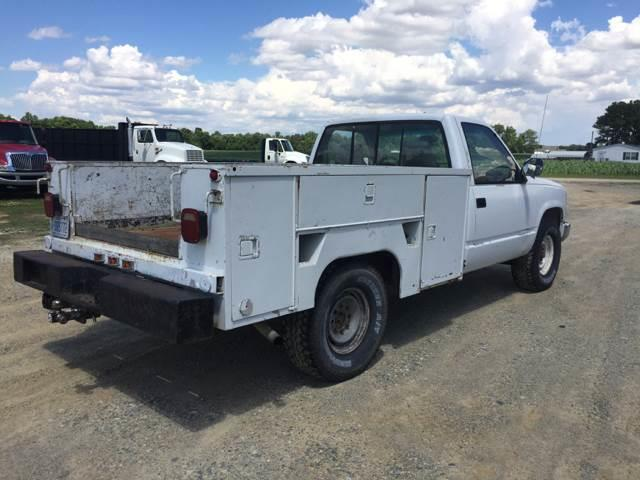 1990 Chevrolet C/K 3500 Series for sale at Vehicle Network, LLC - Fat Daddy's Truck Sales in Goldsboro NC