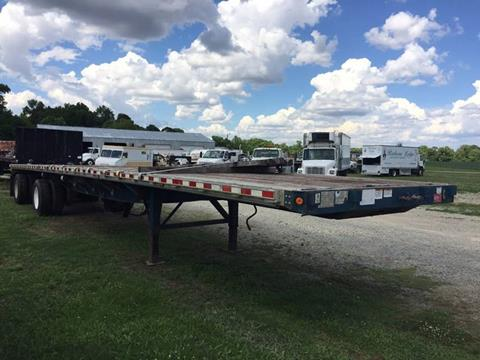 2003 Great Dane Platform for sale at Vehicle Network, LLC - Fat Daddy's Truck Sales in Goldsboro NC