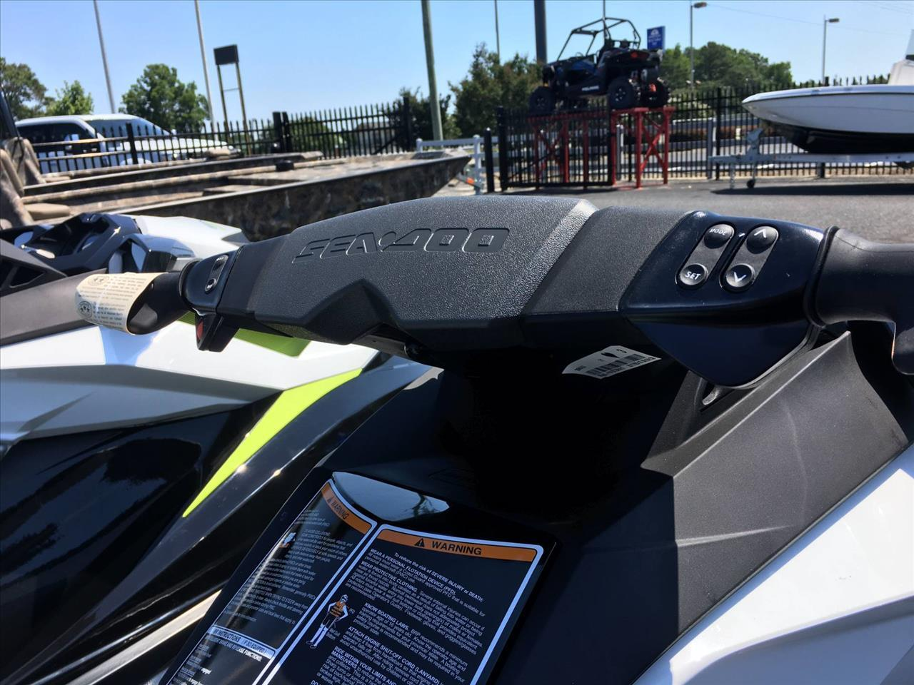 2017 Sea-Doo GTI SE 130 for sale at Vehicle Network, LLC - Performance East, INC. in Goldsboro NC