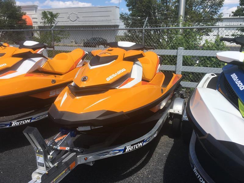 2017 Sea-Doo GTI SE 155 for sale at Vehicle Network, LLC - Performance East, INC. in Goldsboro NC