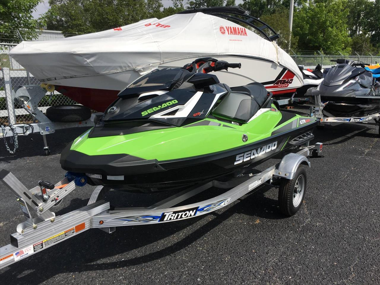 2017 Sea-Doo GTR-X 230 for sale at Vehicle Network, LLC - Performance East, INC. in Goldsboro NC