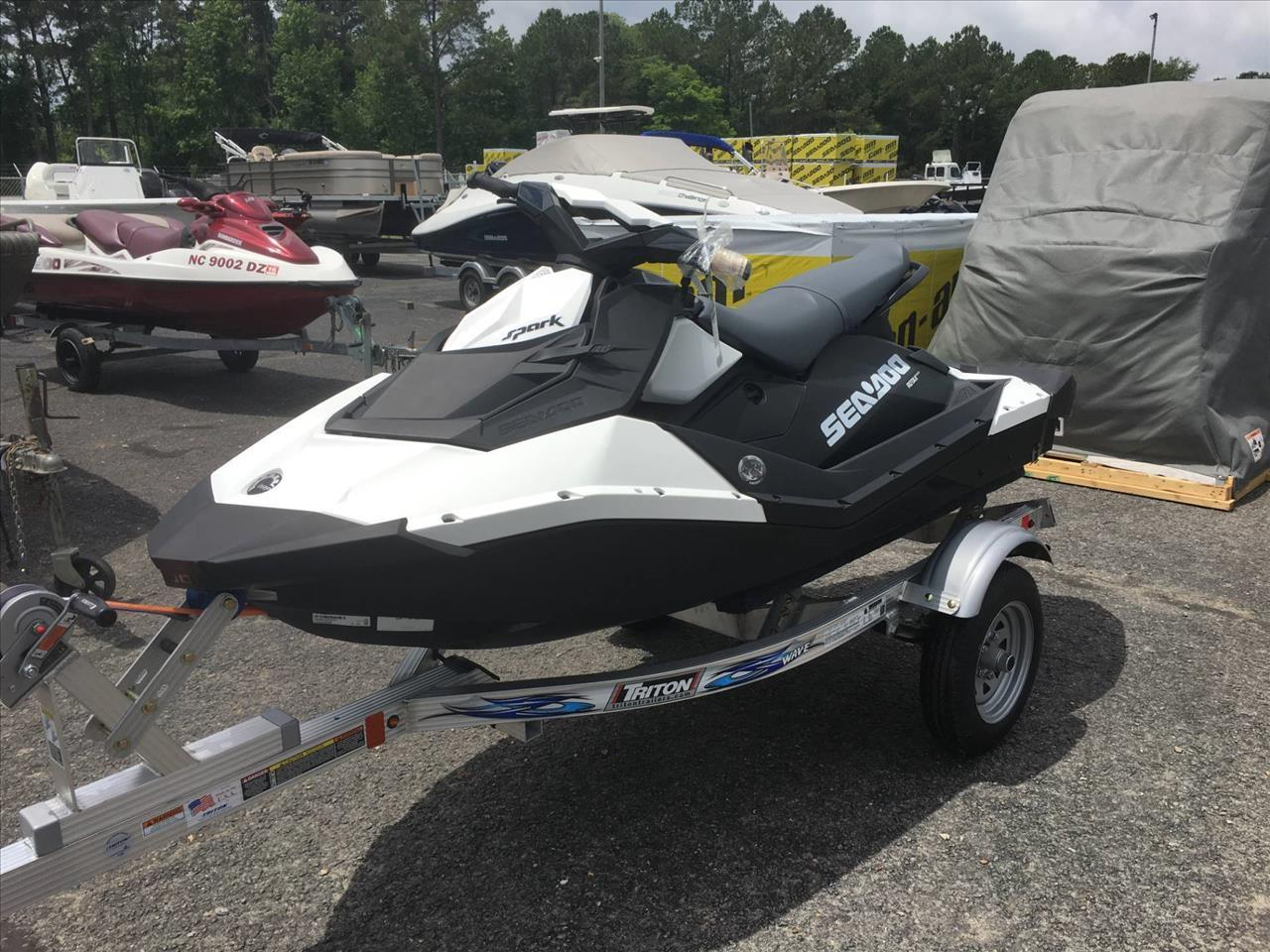 2017 Sea-Doo SPARK 3up 900 H.O. ACE iBR & C for sale at Vehicle Network, LLC - Performance East, INC. in Goldsboro NC