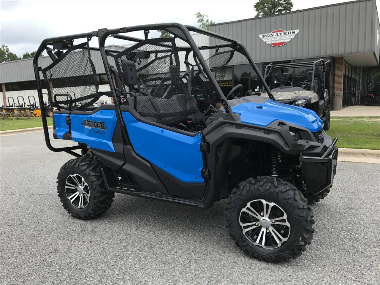 2017 Honda Pioneer 1000-5 Deluxe for sale at Vehicle Network, LLC - Ron Ayers Motorsports in Greenville NC