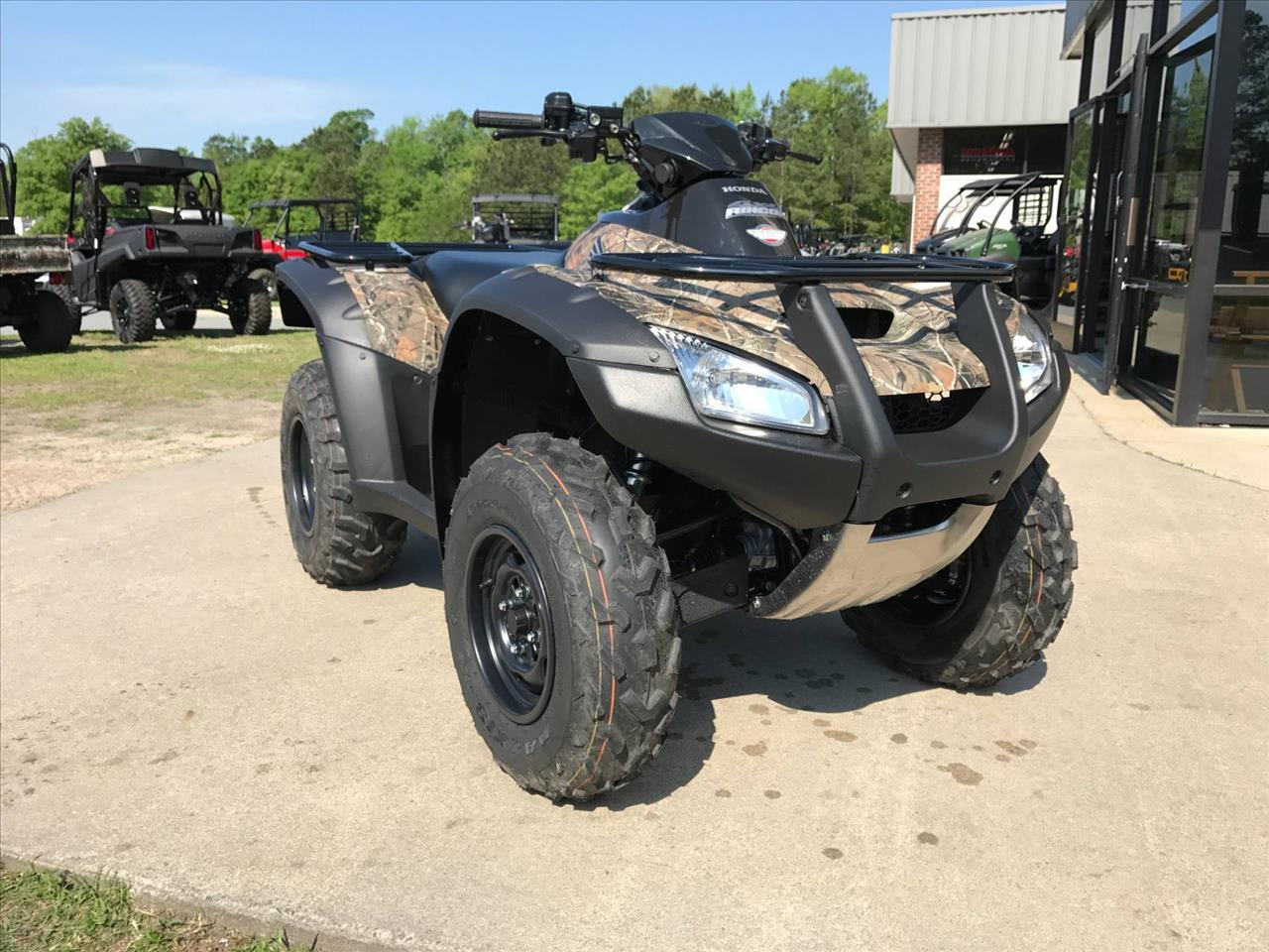 2016 Honda FourTrax Rincon for sale at Vehicle Network, LLC - Ron Ayers Motorsports in Greenville NC